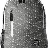 Amazon India : Flying Machine Fabric Grey Laptop Backpack