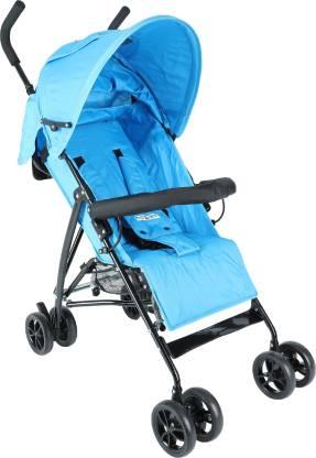 Flipkart : Miss & Chief HP-300C Buggy (Multi, Blue)