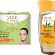 Flipkart : VLCC Facial Kit and Shampoo Combo