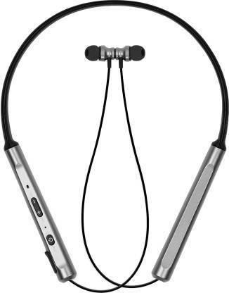 Flipkart : SmartBuy 18LY75BK Bluetooth Headset with Mic  (Black, In the Ear)