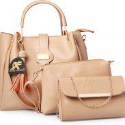 Flipkart : Speed X Fashion  Women Beige Hand-held Bag