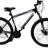 Flipkart : Urban Terrain UT1000 MTB 27.5 T Mountain Cycle  (21 Gear, Black)