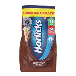 Amazon India : Horlicks Health and Nutrition drink - 750 g Refill Pack (Chocolate flavor)