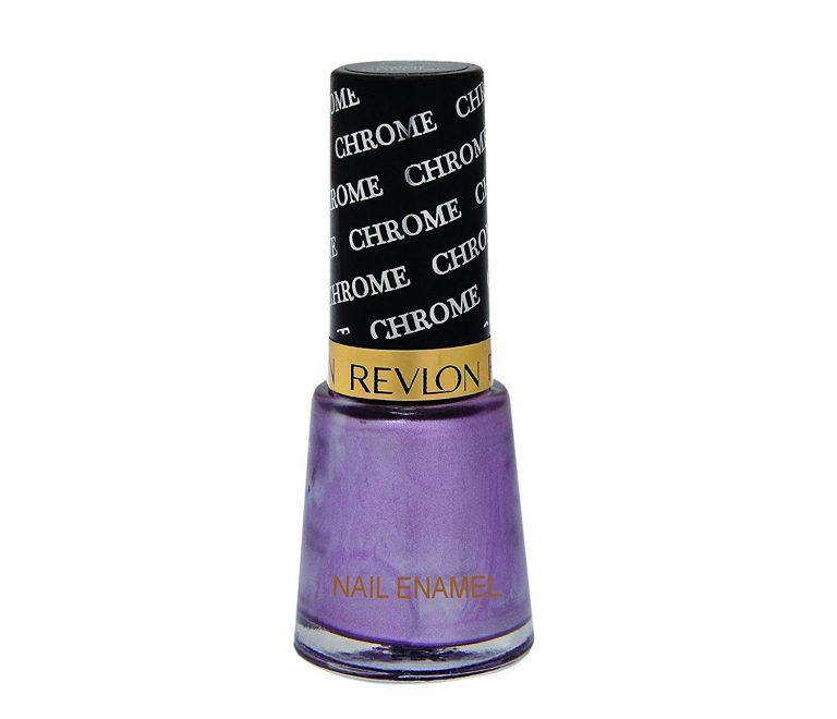 Amazon India : Revlon Nail Enamel, Plum Mulberry Chrome, 8ml