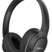 Amazon India : Philips ActionFit TASH402BK IPX4 Sweat Resistant On-Ear Bluetooth Sports Headphones (Black)