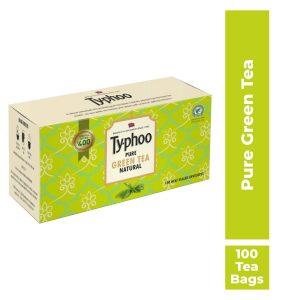 Amazon India : Typhoo Green Tea, 100 Tea Bags
