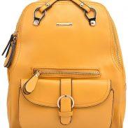 Amazon India : Diana Korr Women's Backpack (Mustard)