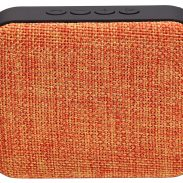 Amazon India : Live Tech Portable Yoga Bluetooth Wireless Speaker with Micro SD/AUX/Mic (Orange)