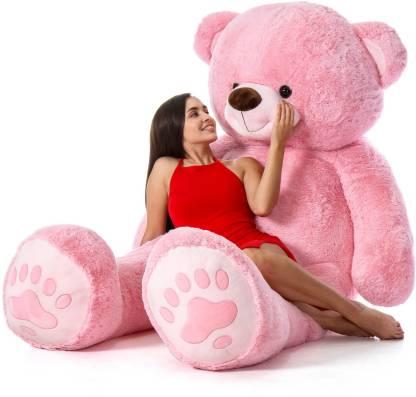 Flipkart : Mrbear 3 Feet Very Teddy Bear - 90 cm(Pink)