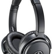 Amazon India : Audio-Technica Quiet Point ATH-ANC50IS Active Noise-Cancelling Headphones (Black)