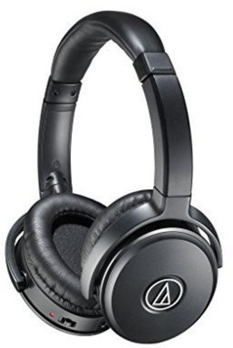 Amazon India : Audio-Technica Quiet Point ATH-ANC50IS Active Noise-Cancelling Headphones (Black)