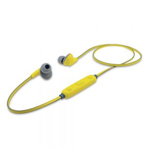 Amazon India : iBall EarWear Sporty Wireless Bluetooth Headset with Mic for All Smartphones (Fluorescent Yellow)