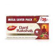 Amazon India : Dabur Dant Rakshak Paste -175 gm (Pack of 3)