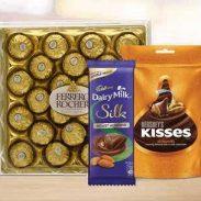 Amazon India : Chocolates, Sweets & More