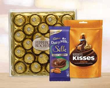 Amazon India : Chocolates, Sweets & More
