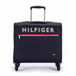 Amazon India : Tommy Hilfiger Orlean Blue Cabin Overnighter