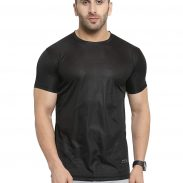Amazon India : AWG - All Weather Gear Men's Regular Fit T-Shirt