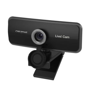 Amazon India : Creative Live! Cam Sync 1080p Full HD Wide-Angle USB Webcam