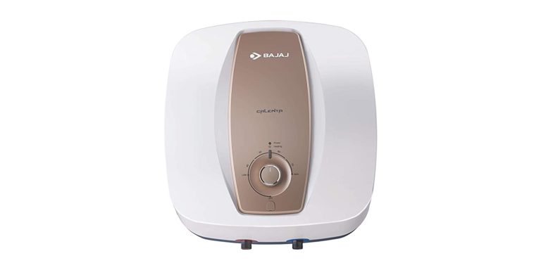 Amazon India : Bajaj Calenta Mechanical Storage 15 Litre Vertical Water Heater (White/Brown)
