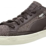 Amazon India : Puma Men's Match Vulc 2 Citi Leather Sneakers