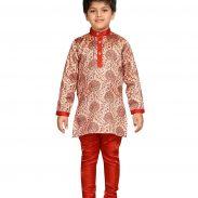 Amazon India : AJ Dezines Kids Kurta Pyjamas Set For Boys