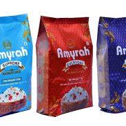 Amazon India : Amyrah Supreme Basmati Rice Pouch, 5000