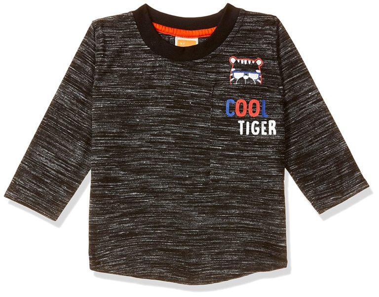 Amazon India : Little Kangaroos Baby-Boy's Regular Fit T-Shirt