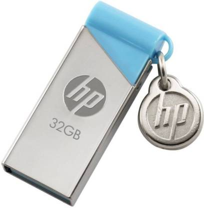 Flipkart : HP V215B 32 GB Pen Drive(Multicolor)