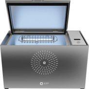 Flipkart : Orient Electric UV Sanitech Sanitizer Box (Silver, 34 L)