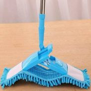 Flipkart : Onpoint Wet and Dry Cleaning Flat Microfiber Floor Cleaning Mop (Multicolor)