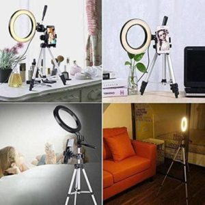 Flipkart : Yumato BIG LED SELFIE RING LIGHT Ring Flash (Multicolor)