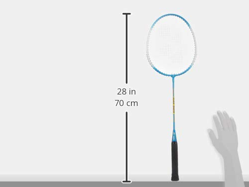 Amazon India : YONEX Strung Badminton Racquet (Blue) at Rs.403