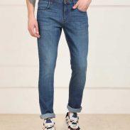Flipkart : Lee Skinny Men Blue Jeans