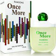 Amazon India : Ramsons Once More Eau De Parfum, 40 ml at Rs.91