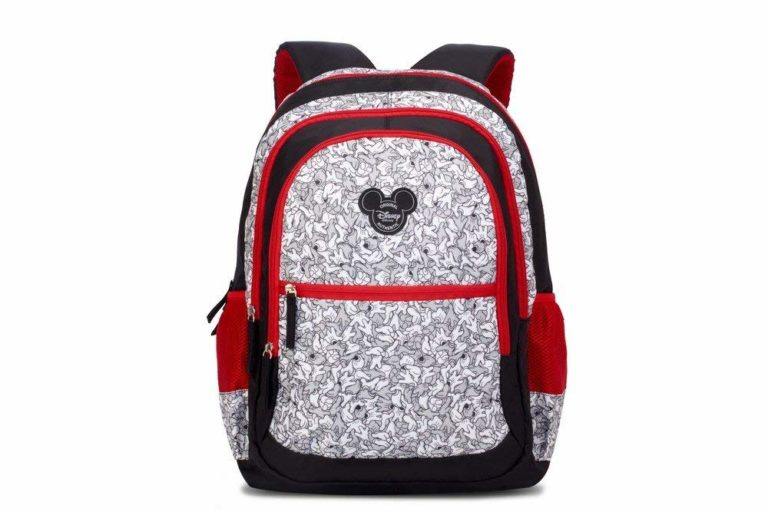 Amazon India : The Vertical Ranger Polyester 19 Ltrs Black School Backpack at Rs.448