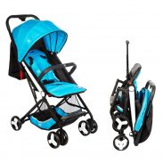 Amazon India : Mee Mee Baby Pram (Compact Tri-Folding, Light Blue) at Rs.4471