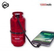 WK Life Austin Fast Charging Power Bank 10000mah (Silver) at Rs.1754