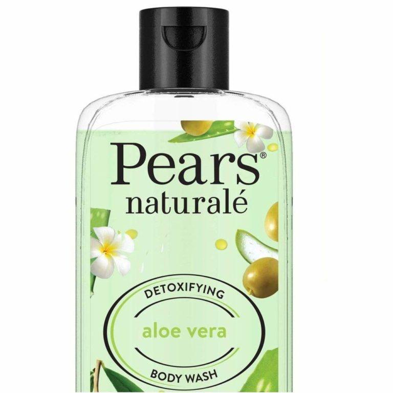 Amazon India : Pears Naturale Detoxifying Aloevera Bodywash 250 ml at Rs.130