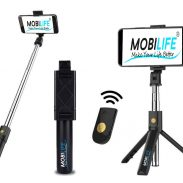 Amazon India : Hoteon Mobilife Bluetooth Extendable Selfie Stick