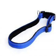Amazon India : Dogista pet products reflactive Collar Padded Small