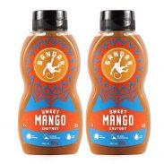 Amazon India : Bandar Sweet Mango Chutney (Pack of 2) at Rs.161.45