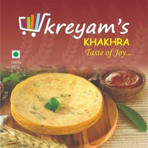 Amazon India : Kreyam's Tasty and Crispy Khakhra for Snacks (Plain, 400gm) at Rs.99