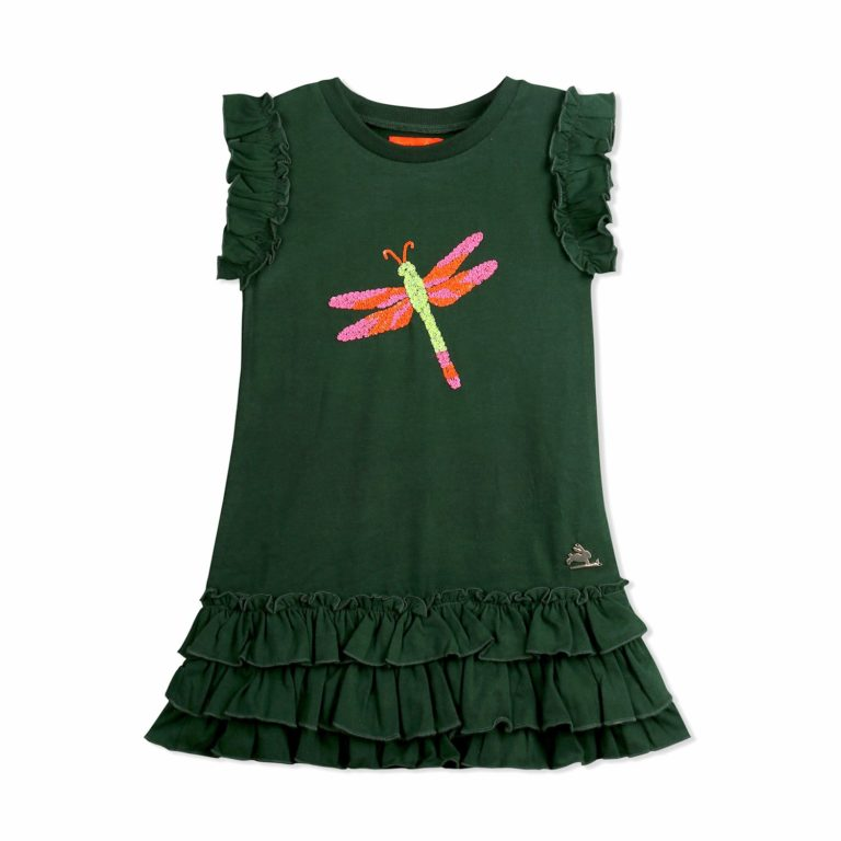 Amazon India : Cherry Crumble Cotton Dress