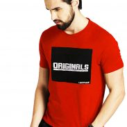 Amazon India : Leotude Men's T-shirt Starts from Rs.199