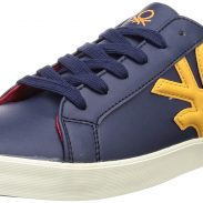 United Colors of Benetton Mens Sneaker at Rs.907