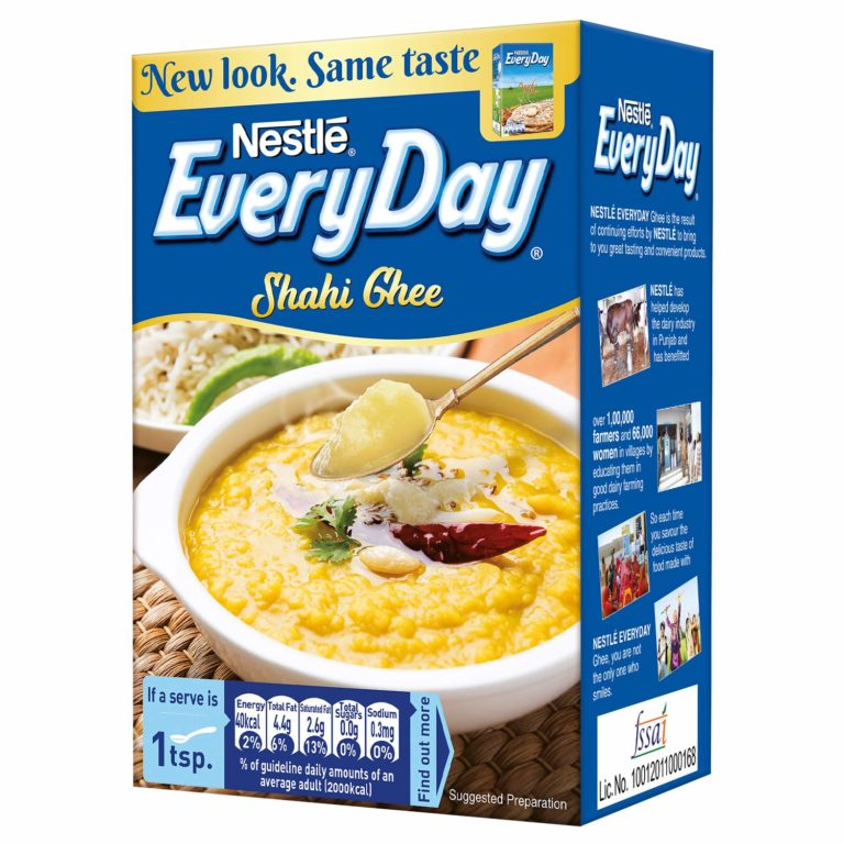 Amazon India : Nestle Everyday Shahi Ghee, 1L Carton