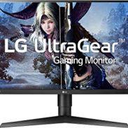 LG Ultragear 27 Inch Nano IPS QHD Gaming Monitor (27GL850-B, Black) at Rs.41289