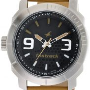 Fastrack Loopholes Analog Grey Dial Men's Watch at Rs.1197