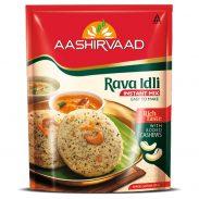 Amazon India : Aashirvaad Rava Idli Instant Mix, 500g at Rs.82
