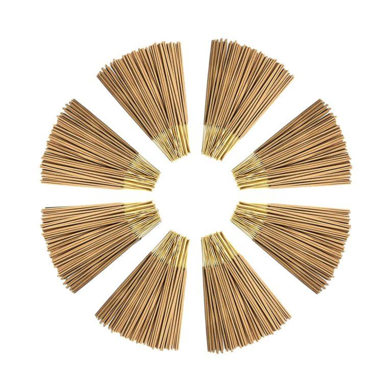 "Vanyasu Extra Premium Incense Sticks 800gm ; 480 Sticks (Avadh Plus, 8"" Inch) at Rs.399"